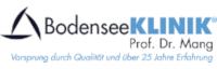 Bodensee-Klinik, Prof. Dr. Mang